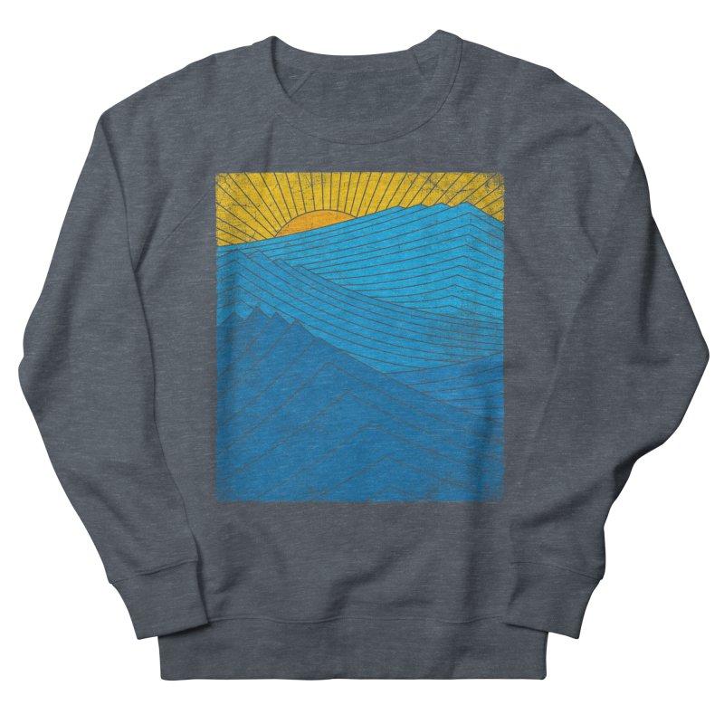 Sunrise (zen version) Women's French Terry Sweatshirt by bulo