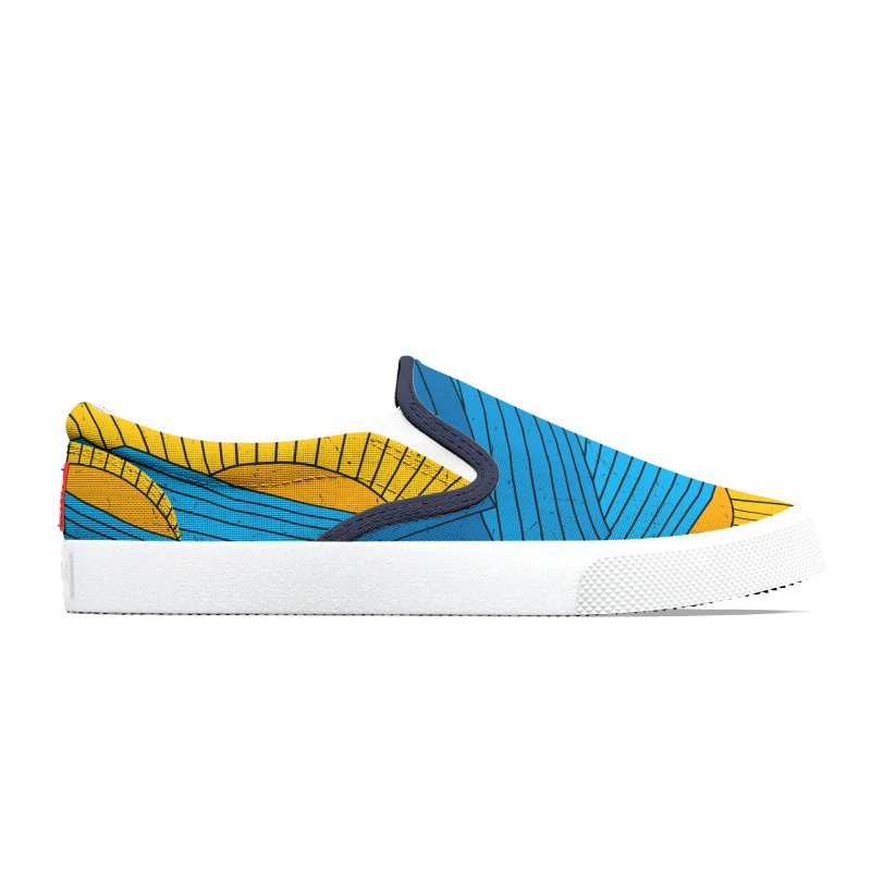 Sunrise (zen version) Women's Shoes by bulo