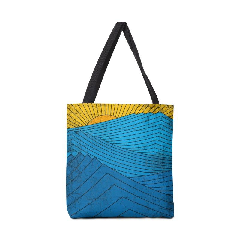Sunrise (zen version) Accessories Tote Bag Bag by bulo