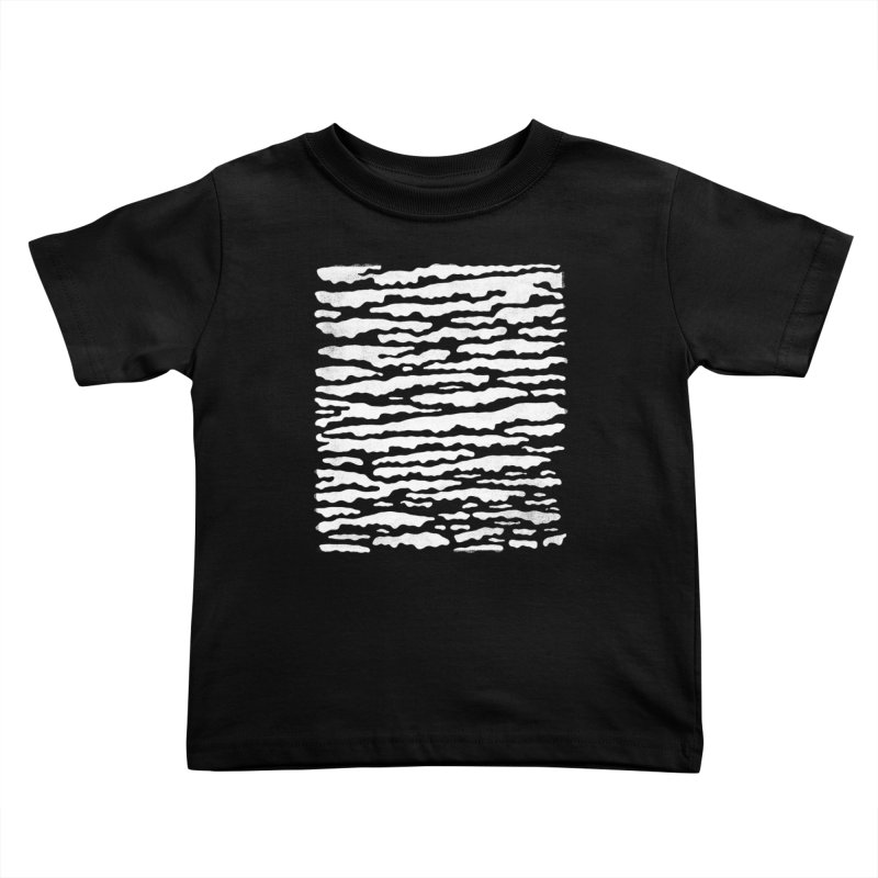 Nebulous Camouflage Kids Toddler T-Shirt by bulo