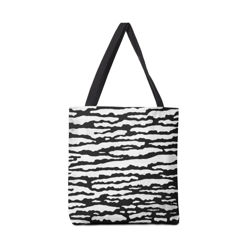 Nebulous Camouflage Accessories Tote Bag Bag by bulo