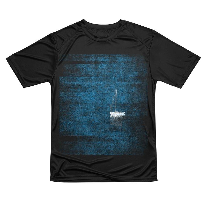 Dream Blue (Zen Version) Men's Performance T-Shirt by bulo
