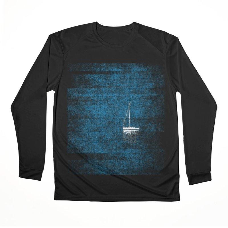 Dream Blue (Zen Version) Women's Performance Unisex Longsleeve T-Shirt by bulo