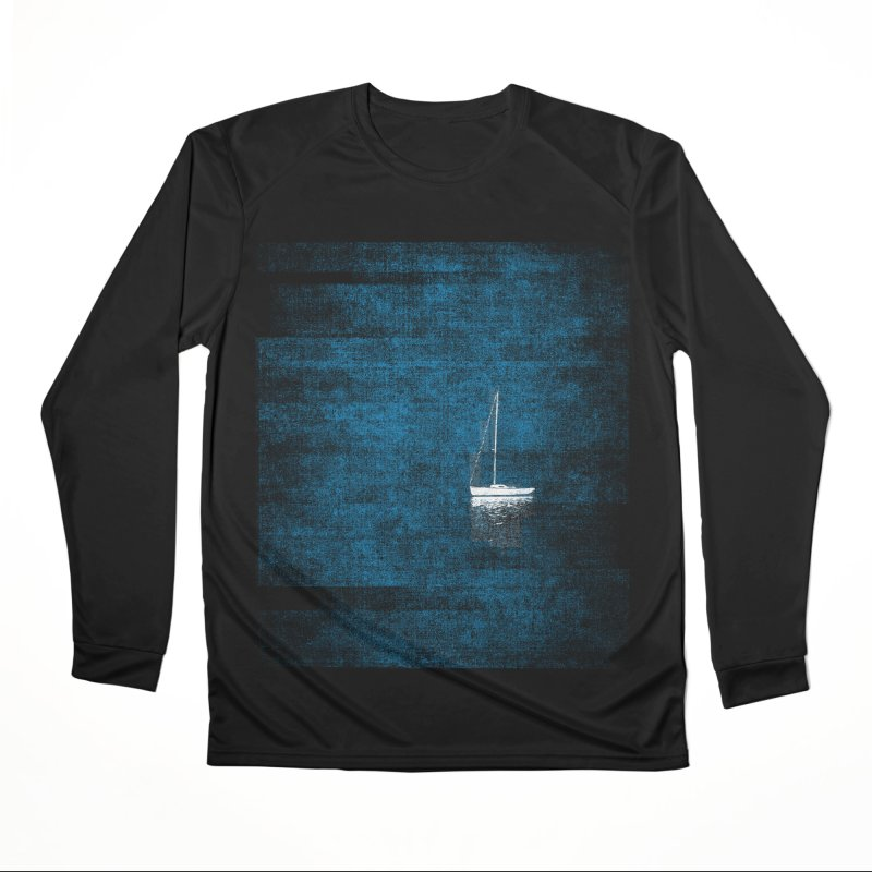 Dream Blue (Zen Version) Men's Performance Longsleeve T-Shirt by bulo