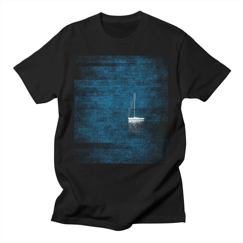 Dream Blue (Zen Version) Men's T-Shirt by bulo