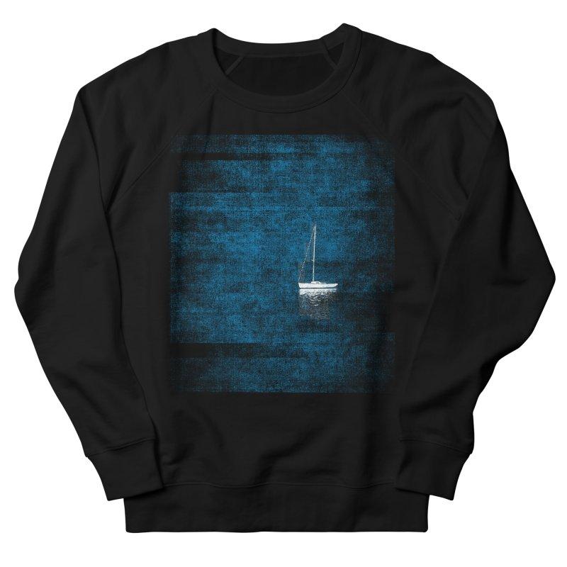Dream Blue (Zen Version) Women's French Terry Sweatshirt by bulo