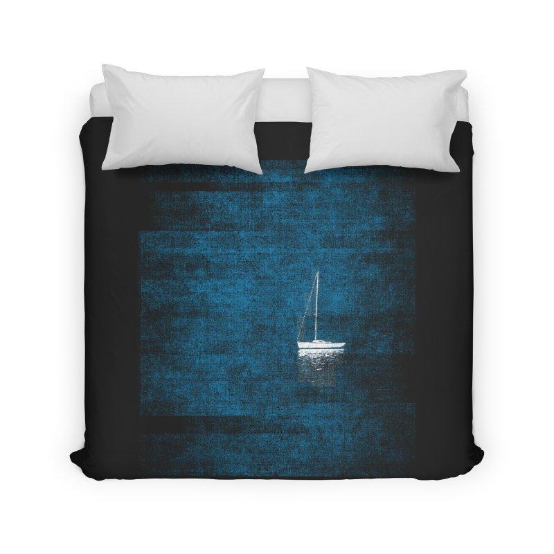 Dream Blue (Zen Version) Home Duvet by bulo