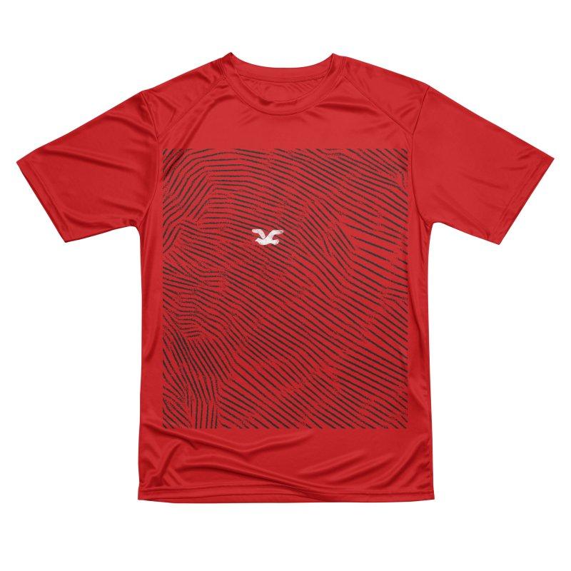 Journey Women's Performance Unisex T-Shirt by bulo