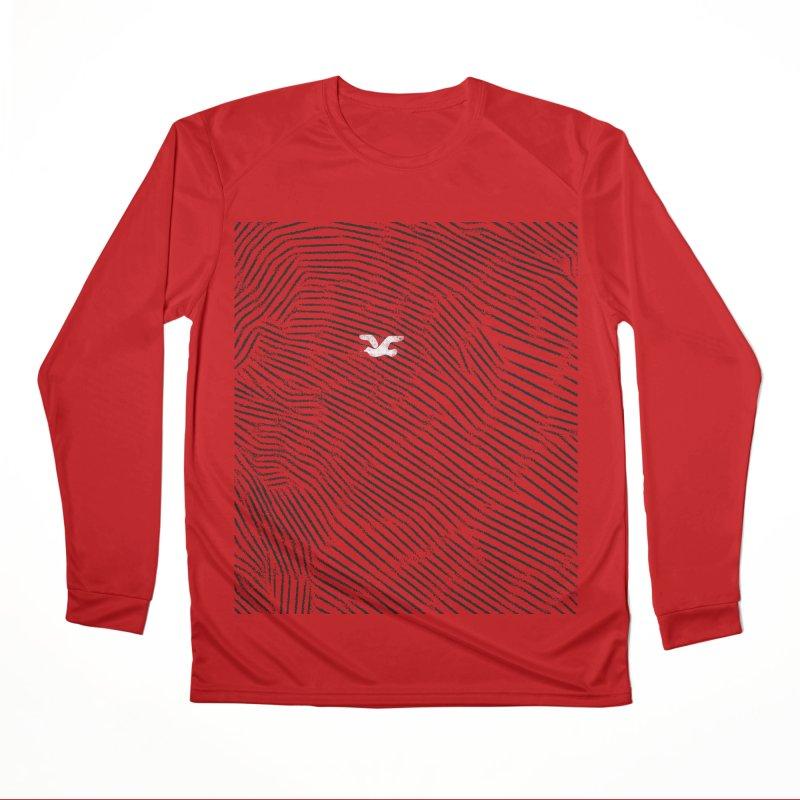 Journey Men's Performance Longsleeve T-Shirt by bulo
