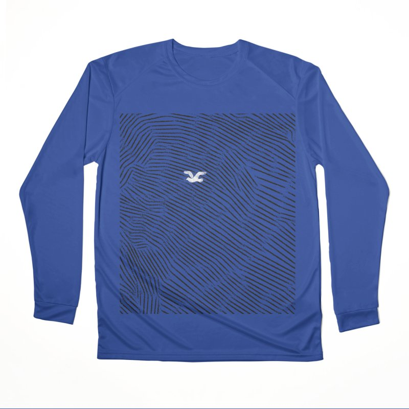 Journey Women's Performance Unisex Longsleeve T-Shirt by bulo