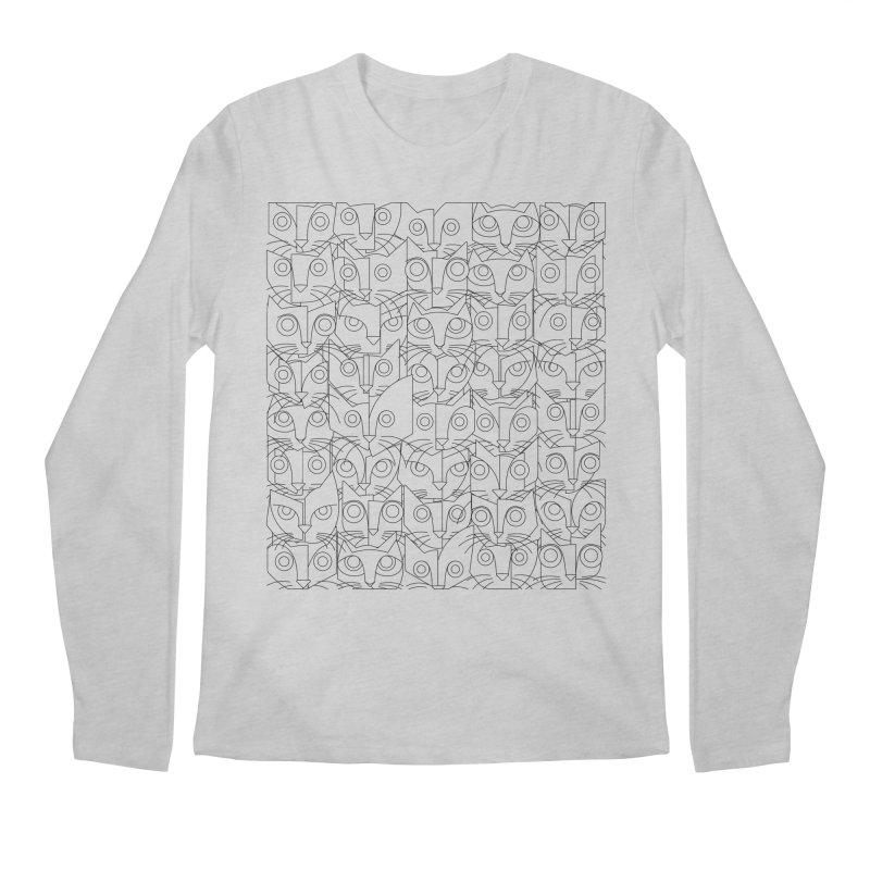 The Forty Killers Men's Regular Longsleeve T-Shirt by bulo