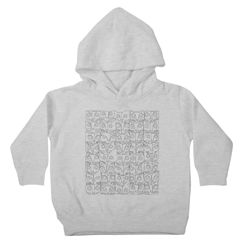 The Forty Killers Kids Toddler Pullover Hoody by bulo