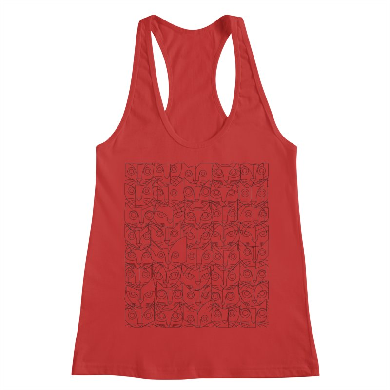 The Forty Killers Women's Racerback Tank by bulo