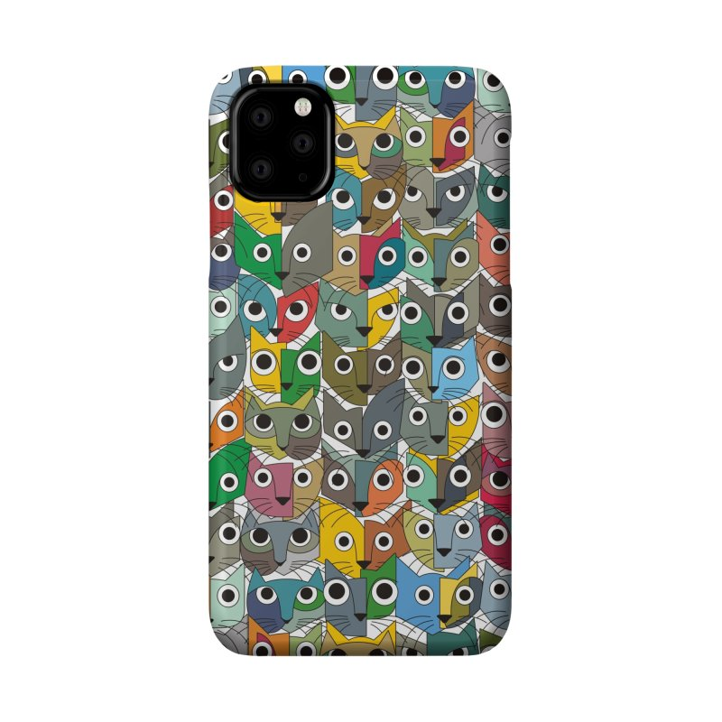 Cats (Forty Pack Version) Accessories Phone Case by bulo