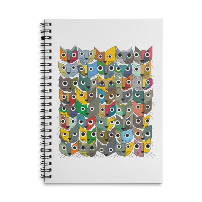 Cats (Forty Pack Version) Accessories Notebook by bulo