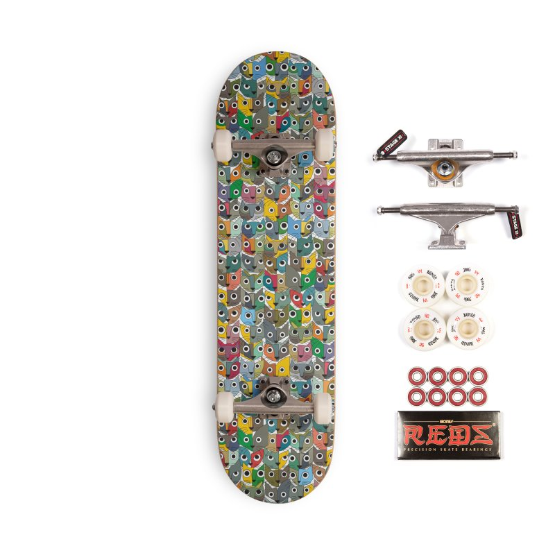 Cats (Forty Pack Version) Accessories Complete - Pro Skateboard by bulo