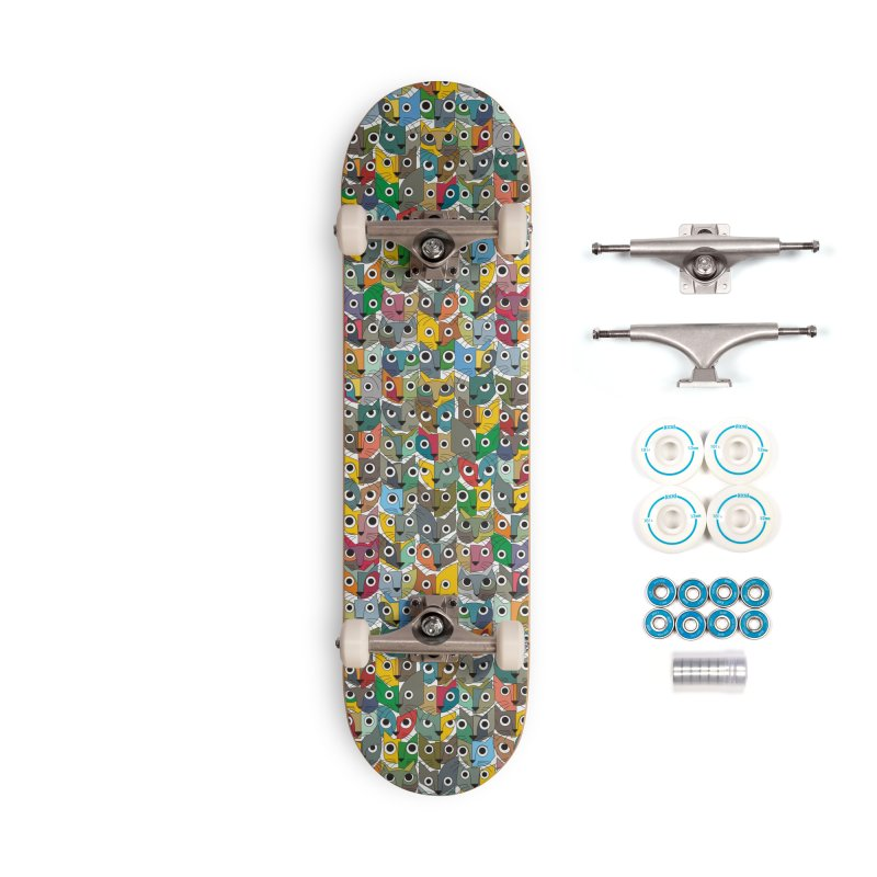 Cats (Forty Pack Version) Accessories Complete - Basic Skateboard by bulo