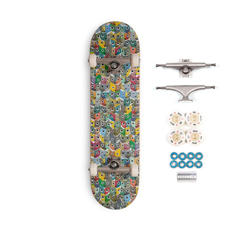 Cats (Forty Pack Version) Accessories Complete - Premium Skateboard by bulo