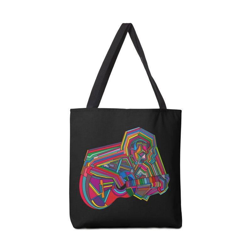 Guitarist Accessories Tote Bag Bag by bulo