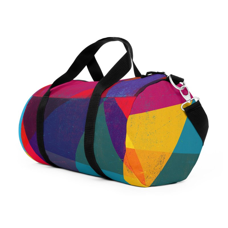 Intersection Accessories Duffel Bag Bag by bulo