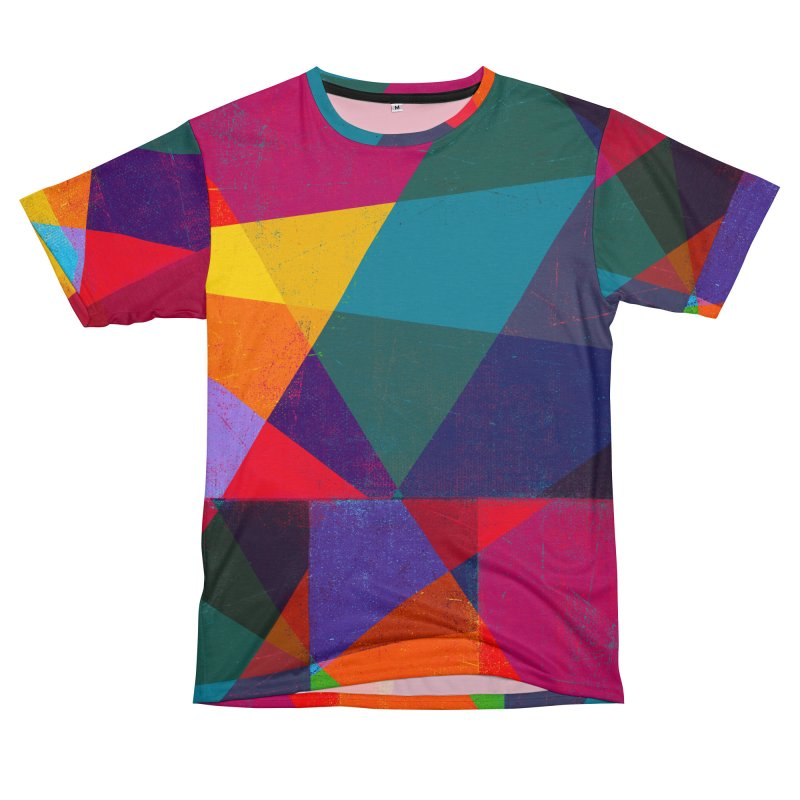 Intersection Men's T-Shirt Cut & Sew by bulo
