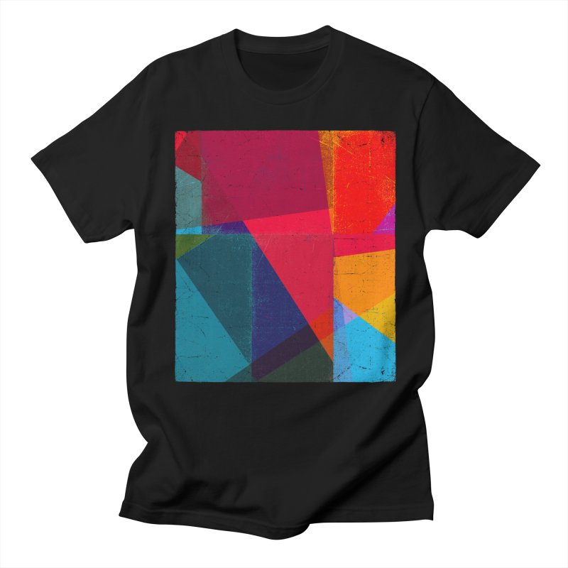 Intersection Men's Regular T-Shirt by bulo