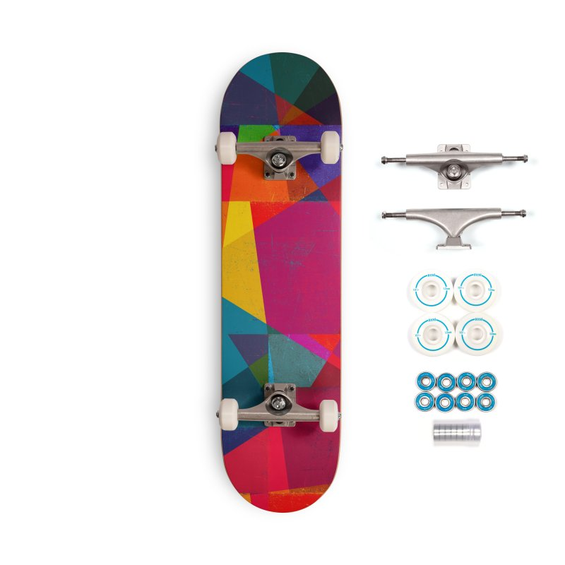 Intersection Accessories Complete - Basic Skateboard by bulo