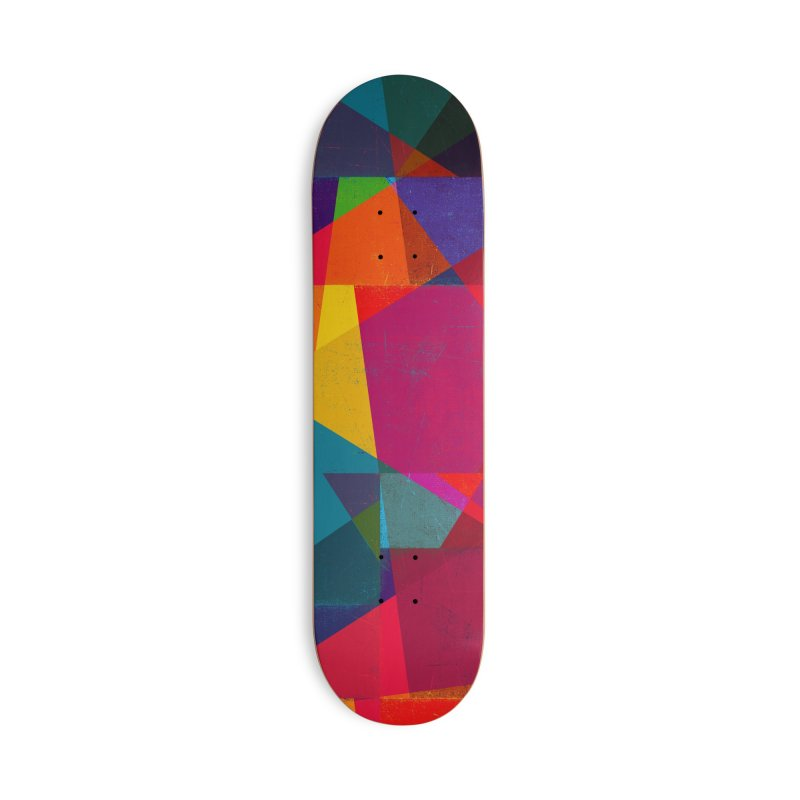 Intersection Accessories Deck Only Skateboard by bulo