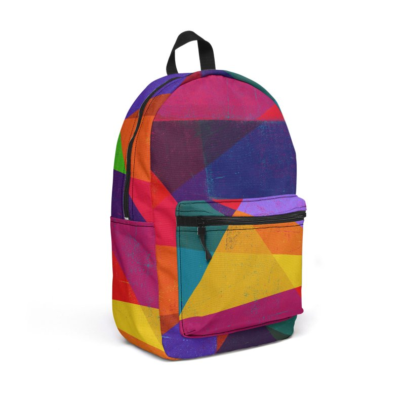 Intersection Accessories Backpack Bag by bulo
