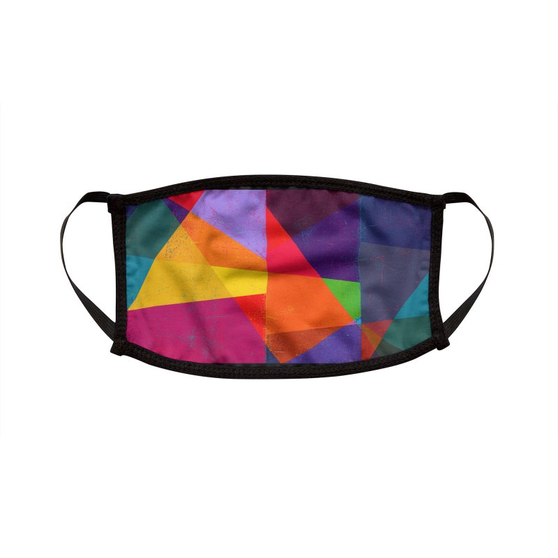 Intersection Accessories Face Mask by bulo