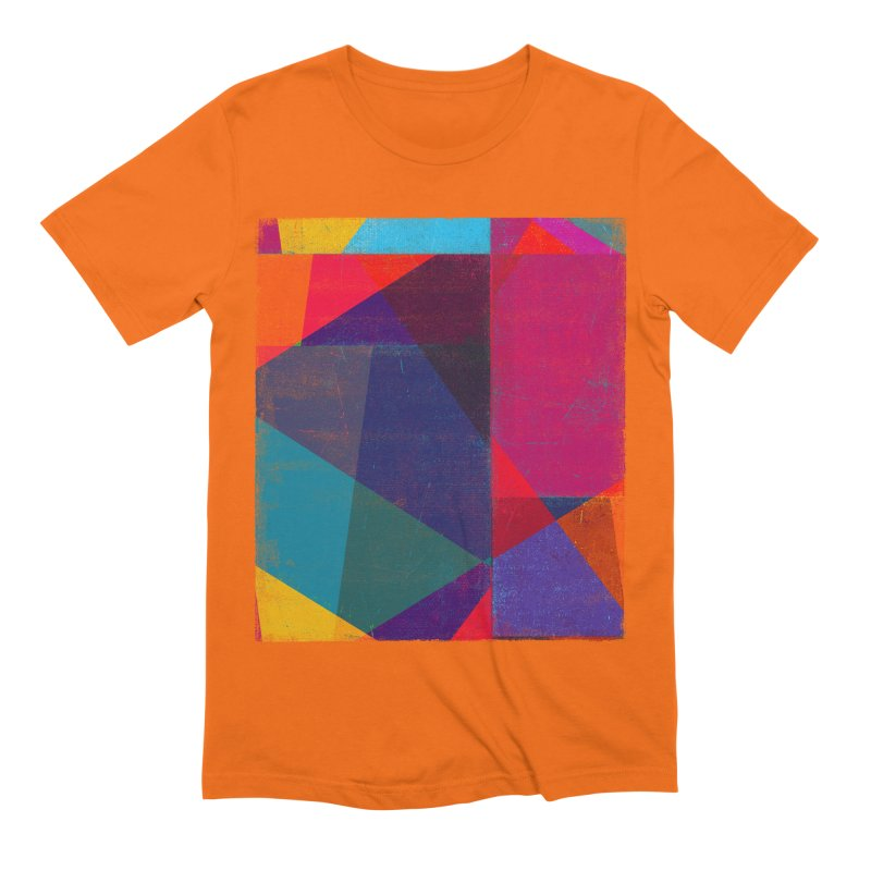 Intersection Men's Extra Soft T-Shirt by bulo