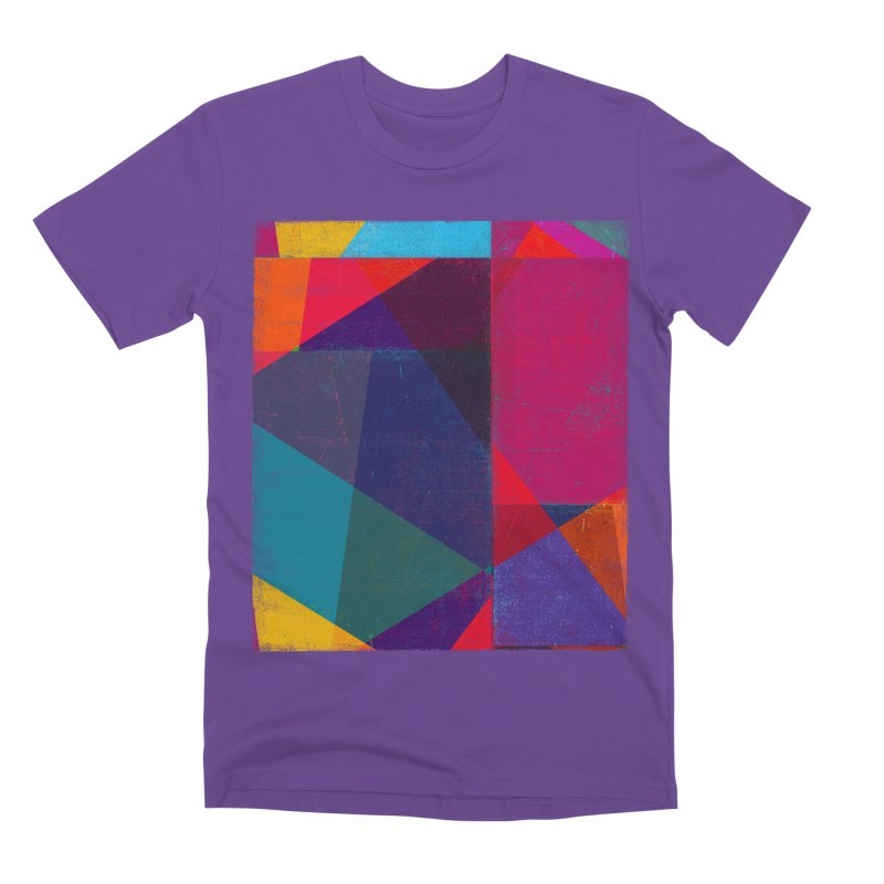 Intersection Men's Premium T-Shirt by bulo
