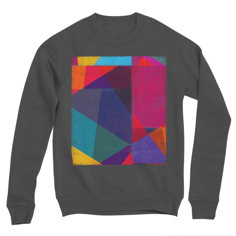 Intersection Women's Sponge Fleece Sweatshirt by bulo