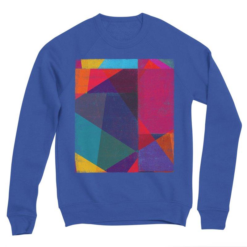 Intersection Men's Sponge Fleece Sweatshirt by bulo