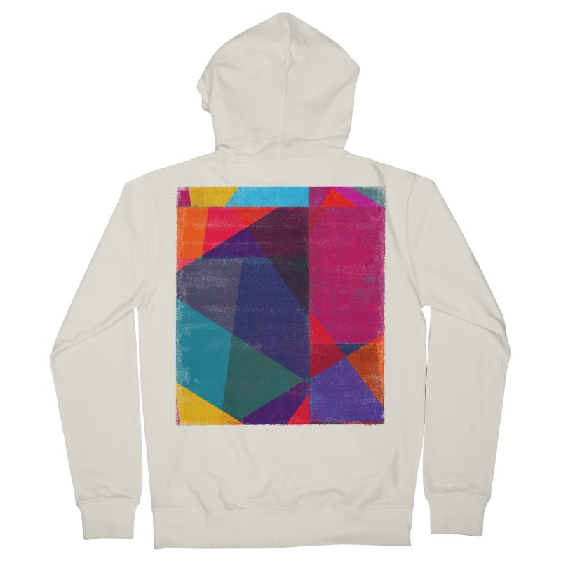 Intersection Women's French Terry Zip-Up Hoody by bulo