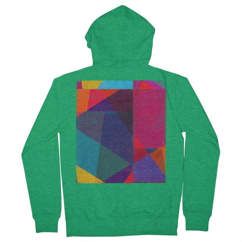 Intersection Men's French Terry Zip-Up Hoody by bulo