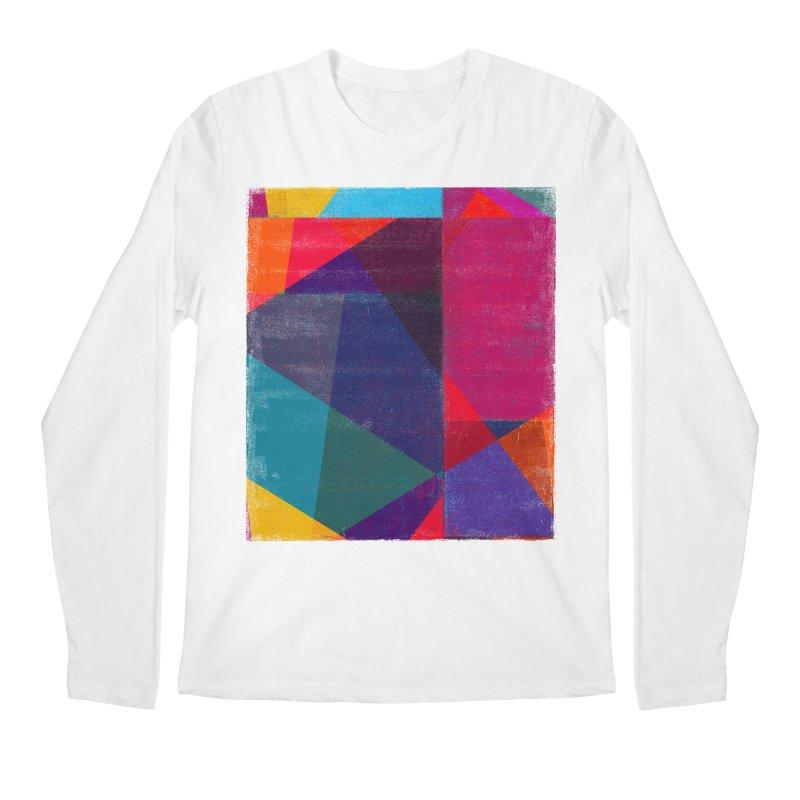 Intersection Men's Regular Longsleeve T-Shirt by bulo