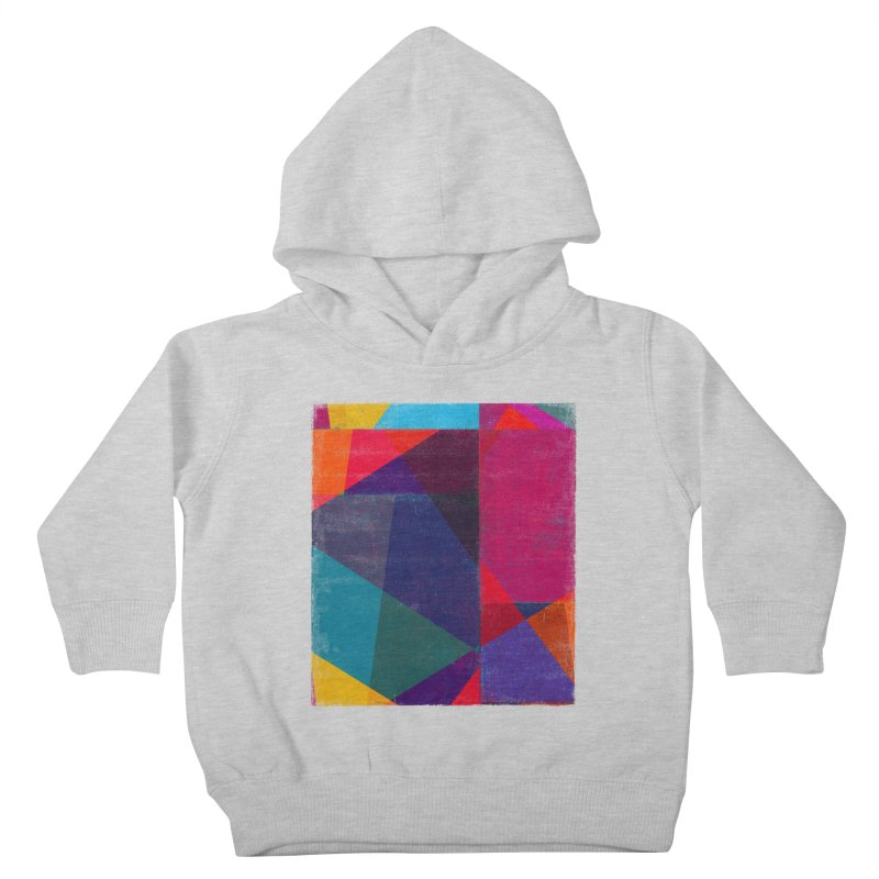 Intersection Kids Toddler Pullover Hoody by bulo