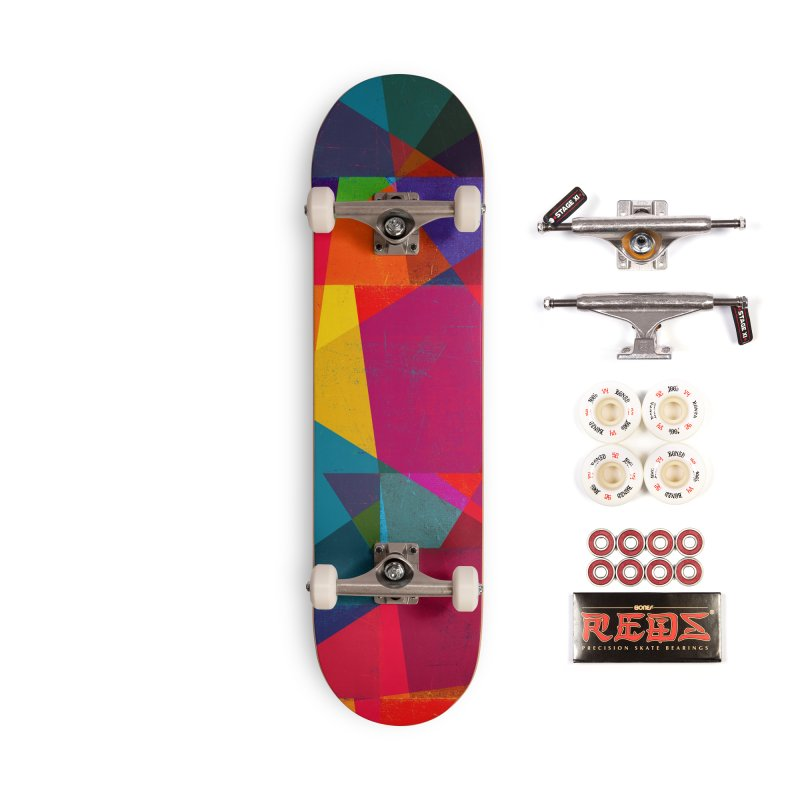 Intersection Accessories Complete - Pro Skateboard by bulo