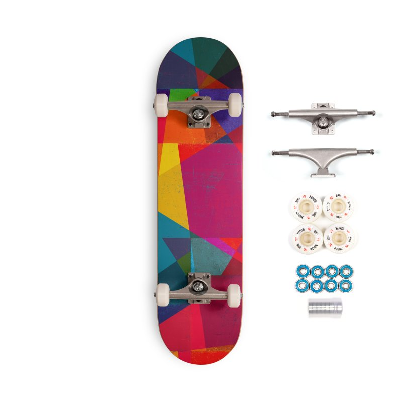 Intersection Accessories Complete - Premium Skateboard by bulo