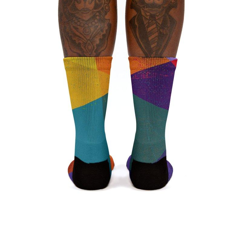 Intersection Women's Socks by bulo