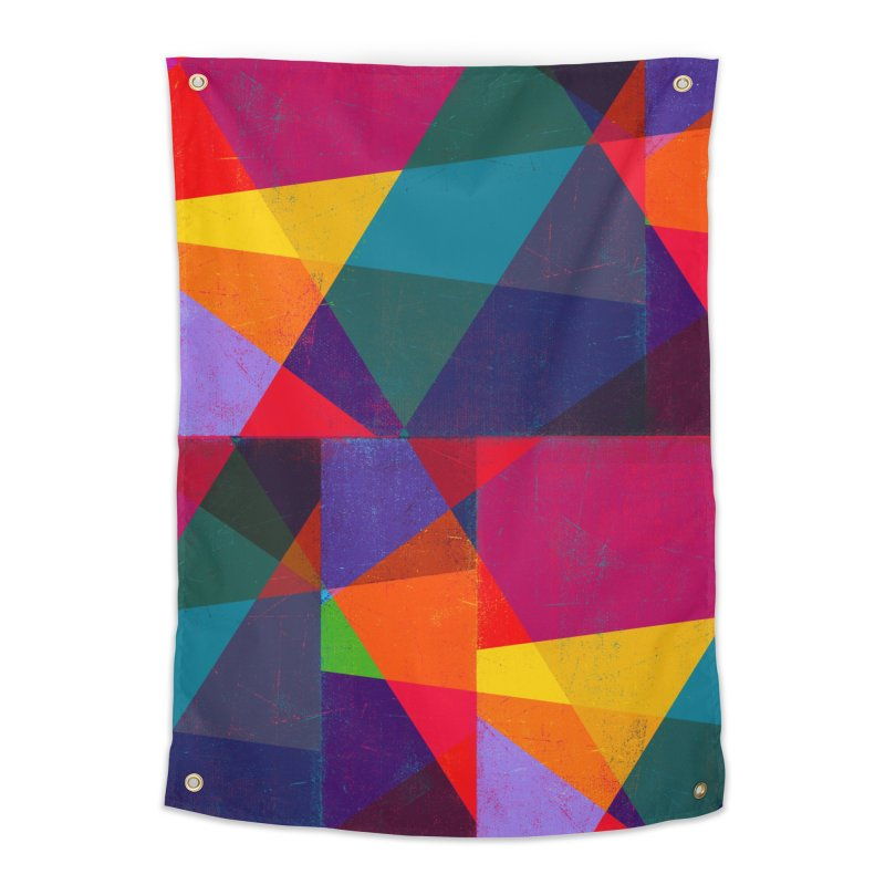 Intersection Home Tapestry by bulo
