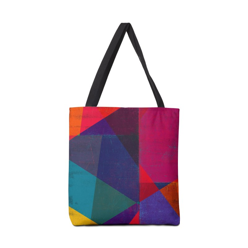 Intersection Accessories Tote Bag Bag by bulo