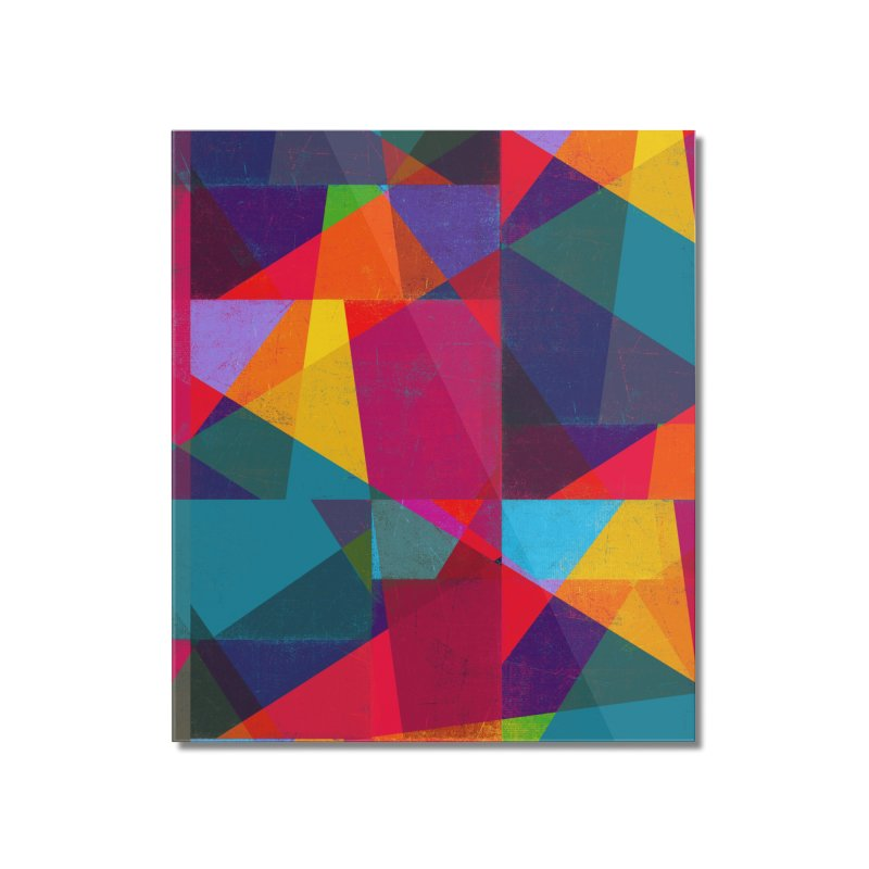 Intersection Home Mounted Acrylic Print by bulo