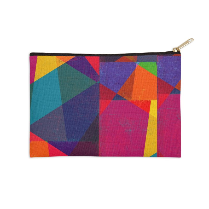 Intersection Accessories Zip Pouch by bulo