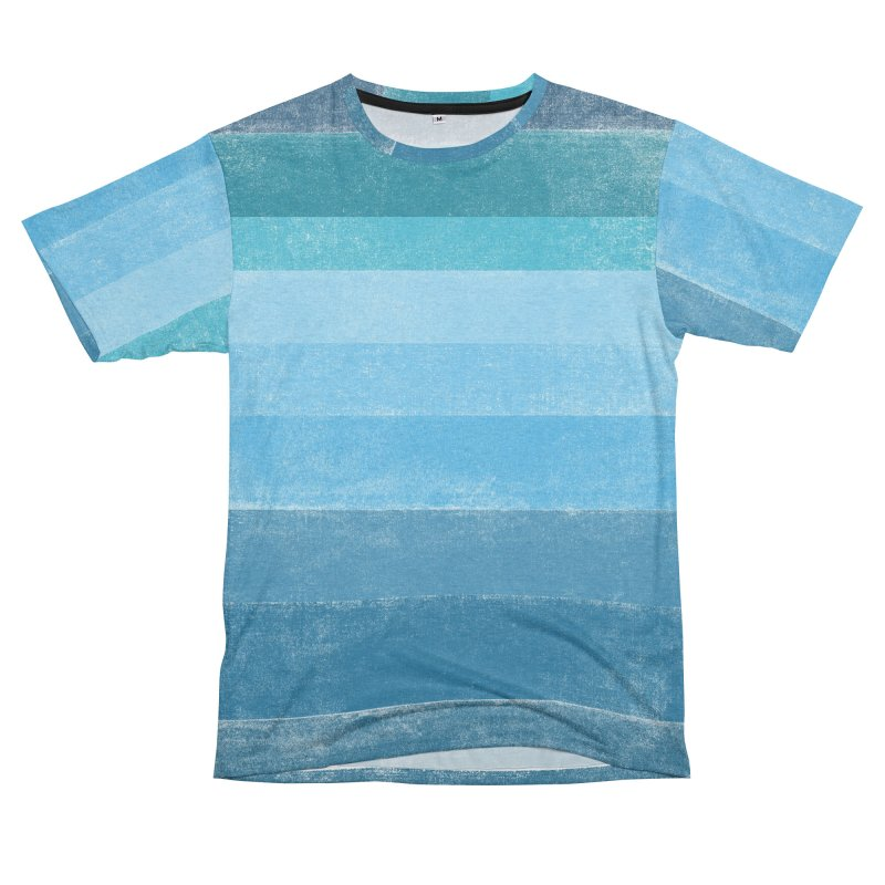Blue Vibes Men's Cut & Sew by bulo