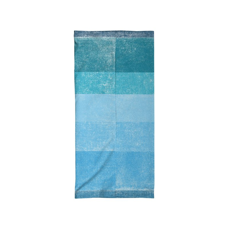 Blue Vibes Accessories Neck Gaiter by bulo