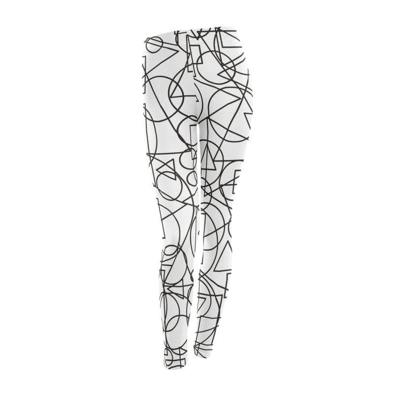 Simple Chaos Women's Leggings Bottoms by bulo