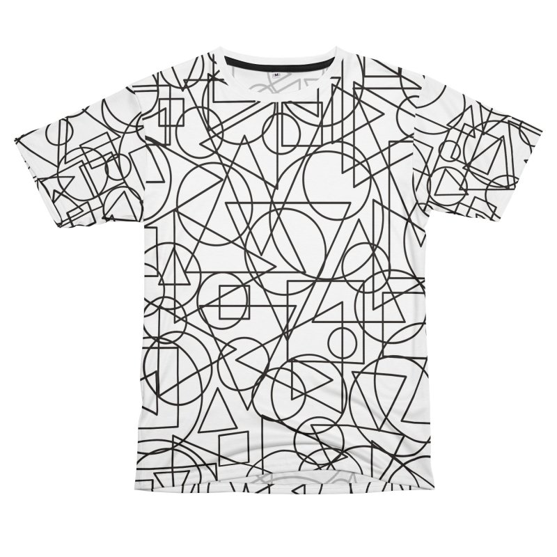 Simple Chaos Men's T-Shirt Cut & Sew by bulo