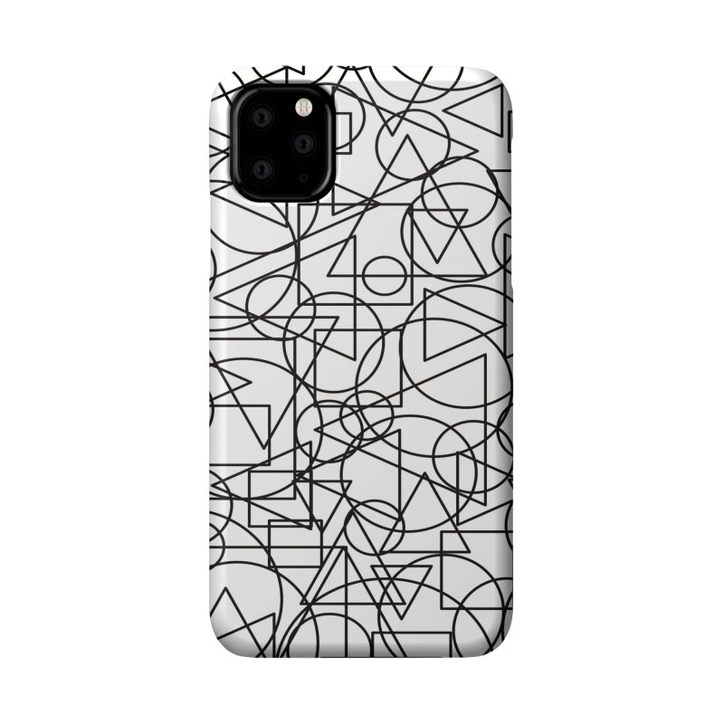 Simple Chaos Accessories Phone Case by bulo